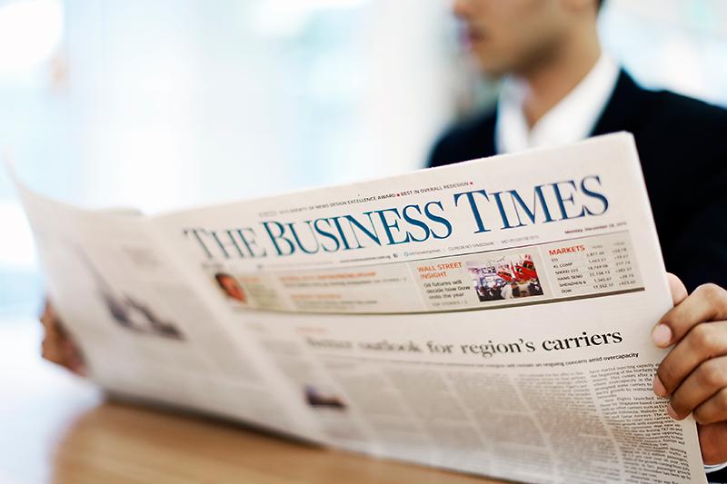 Blijf op de hoogte van al uw zakelijk nieuws met Publish en ook elektronische media