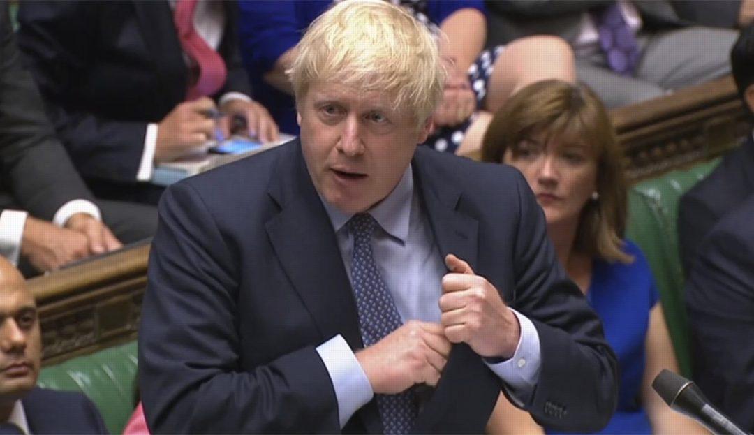 Boris Johnson vraagt vervroegde verkiezingen op 15 oktober om Brexit-debacle te vermijden