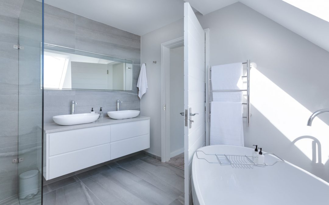 Tips om je badkamer een nieuwe frisse uitstraling te geven